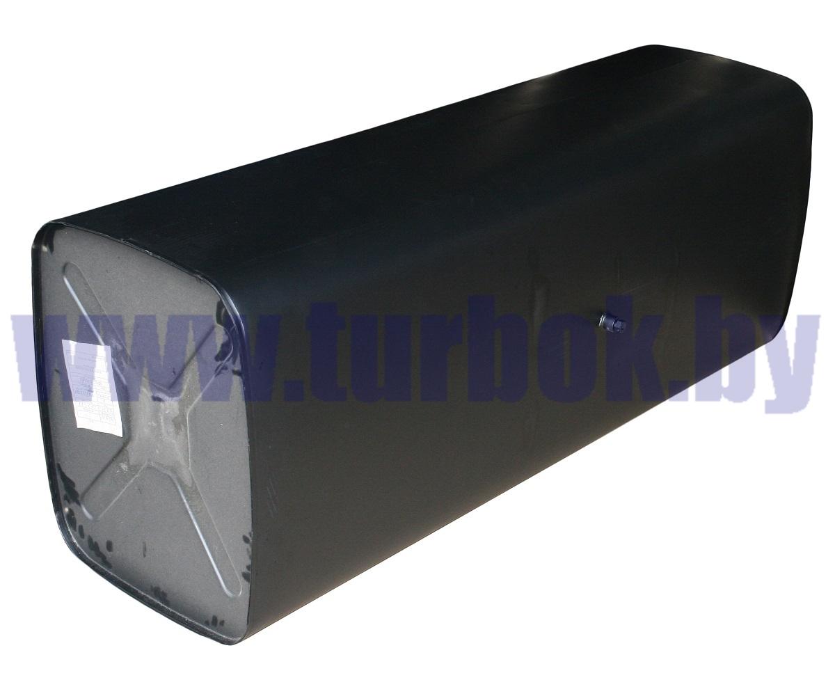 Бак топливный 500 л (530х650х1680) под полуоборотную пробку без крышки