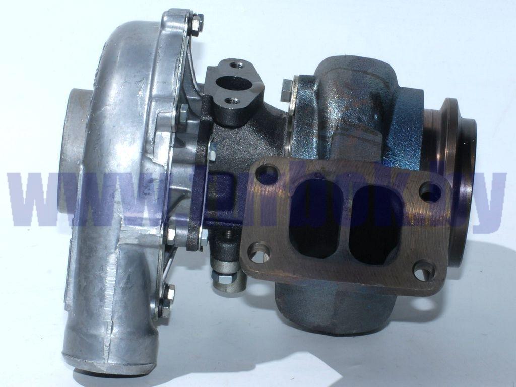 Турбокомпрессор КАМАЗ 740.662 ЕВРО-4 левый/правый (ТКР7С-6М)