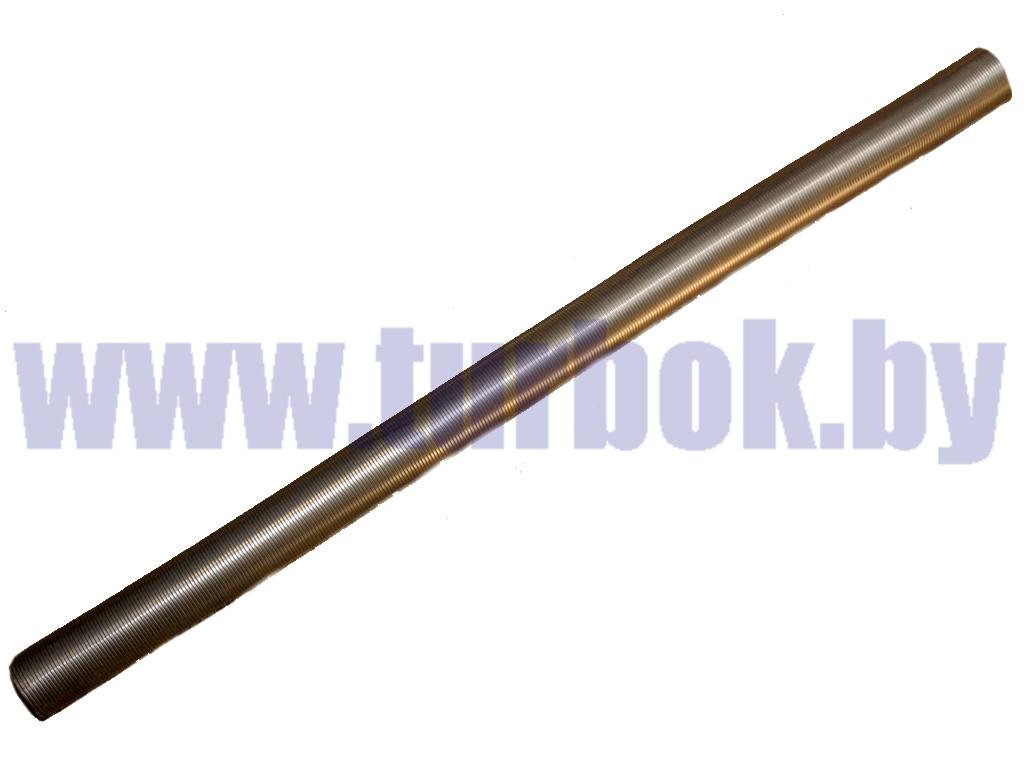 Металлорукав (D=110,L=2000) чёрный металл