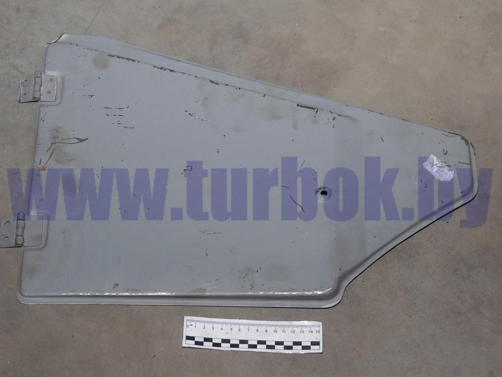 Панель мотоотсека откидная нового образца КАМАЗ левая