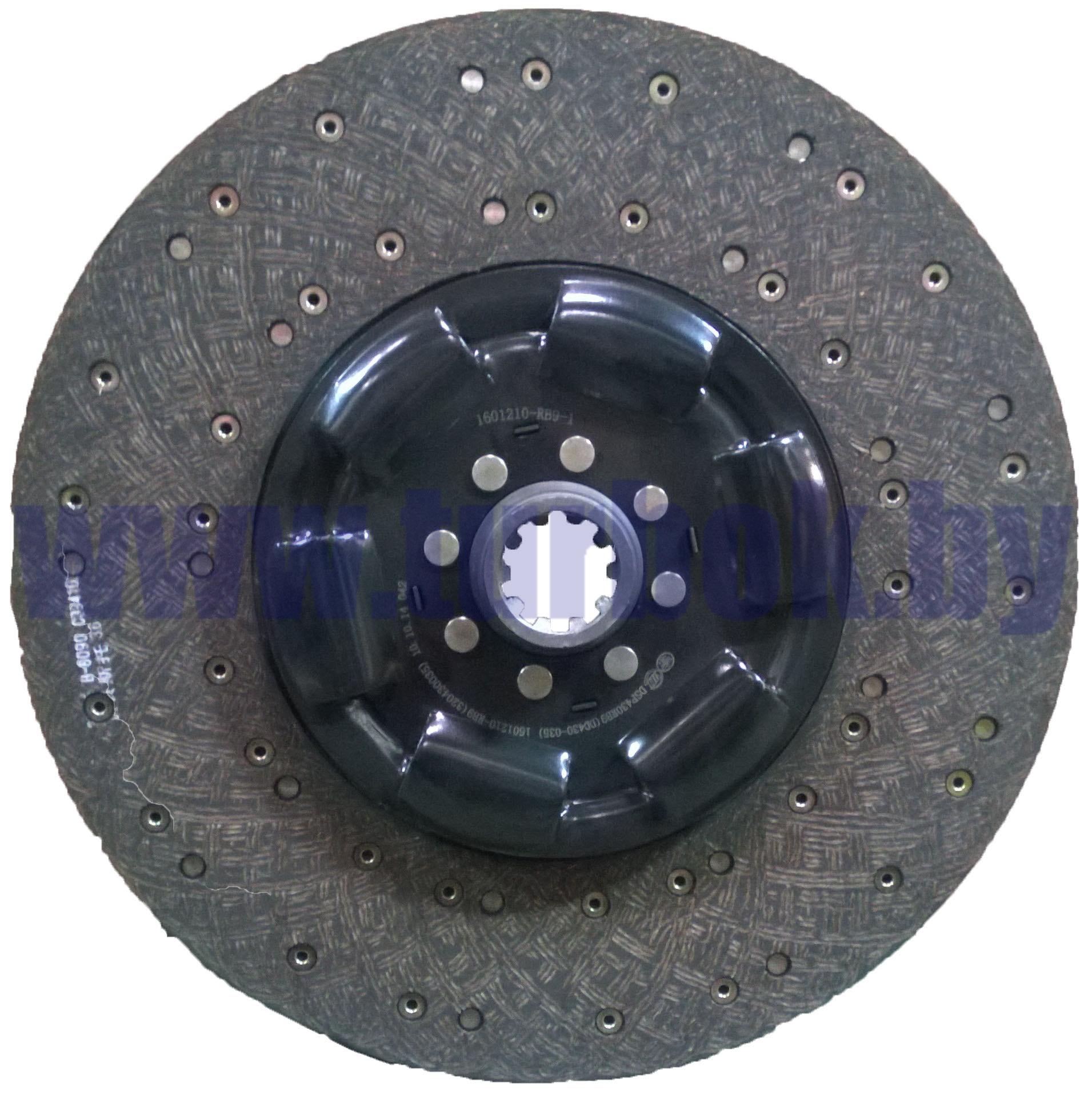 Диск ведомый 430GTZ (42 мм) КПП-154/Yidong