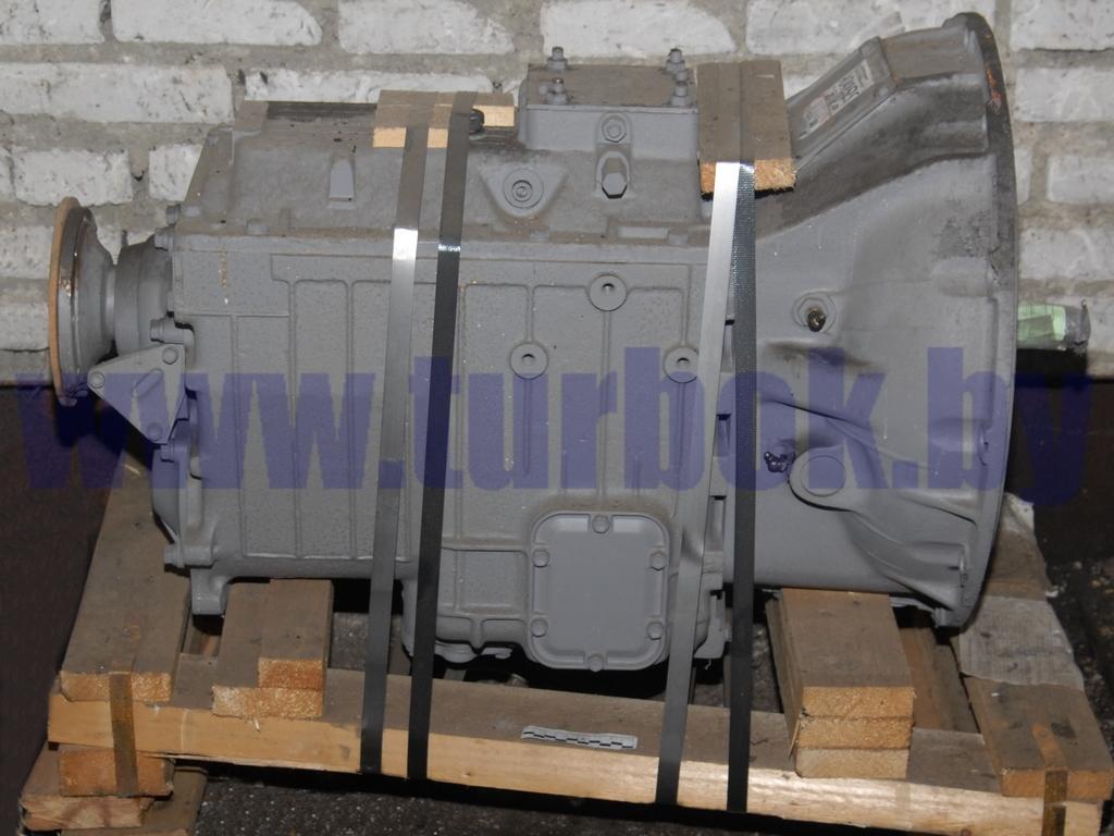 КПП ЯМЗ-236 двухдисковое сцепление