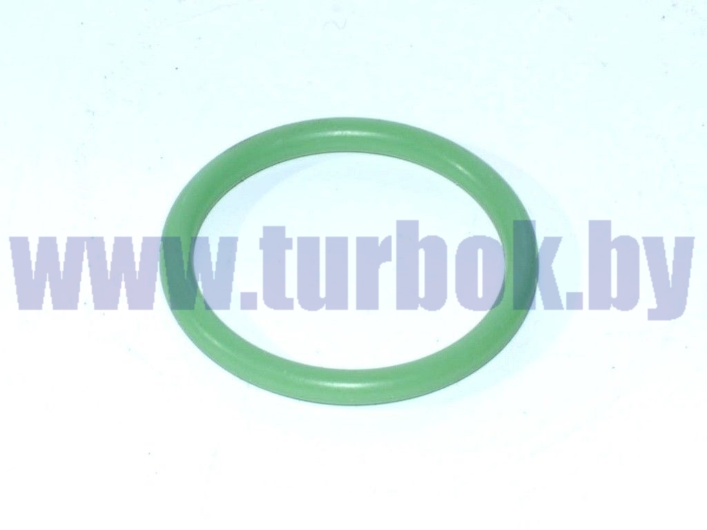 Кольцо фланца трубы подводящей ЯМЗ-650.10 силикон