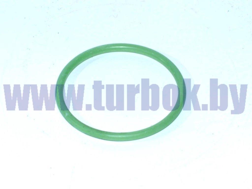 Кольцо 060*053*35 трубы подводящей теплообменника ЯМЗ-650.10 силикон