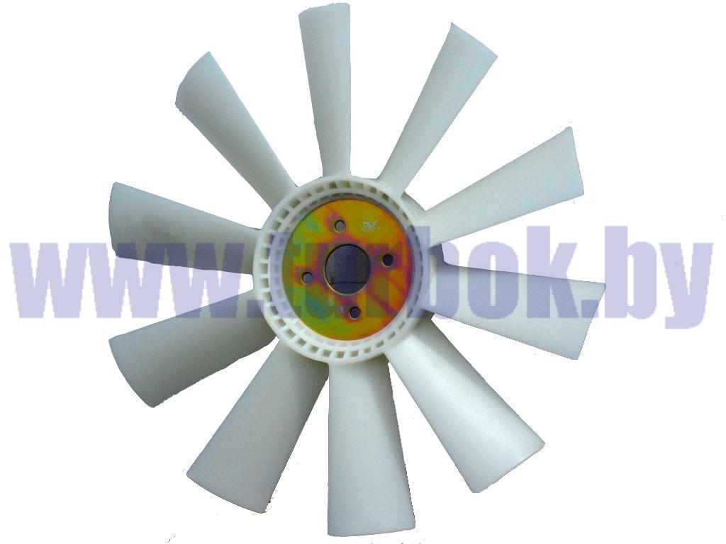 Крыльчатка вентилятора ЯМЗ-238 (D=560,d=50, S=95) полиамид