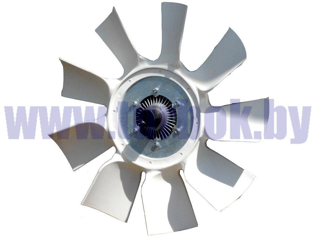 Муфта вязкостная, ЯМЗ-536, D=650/ВМПВ-001.00.12-СБ Автопривод