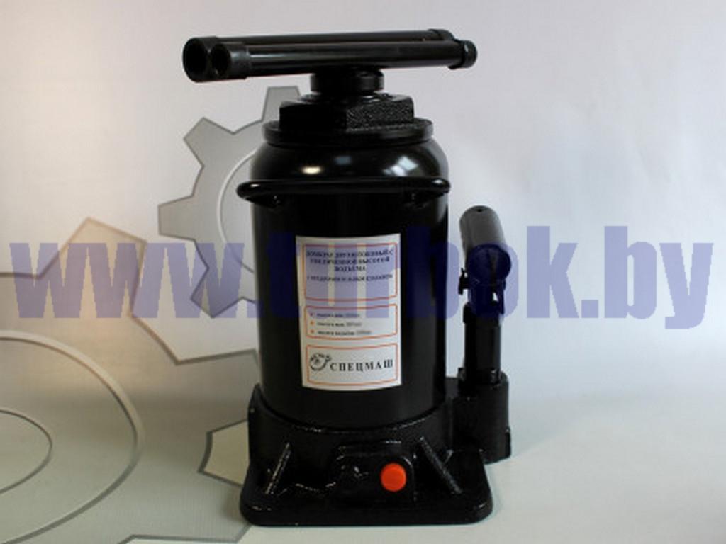 Домкрат гидравлический 16 т (2-плунжерный) 232-567 мм