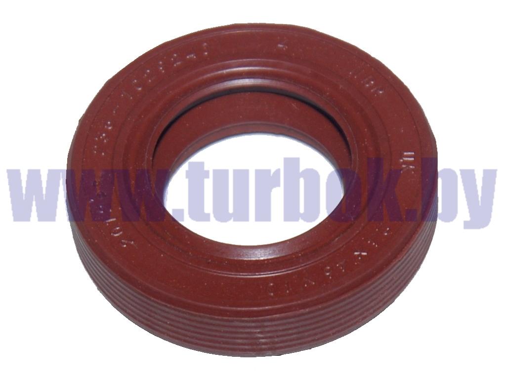 Манжета 024*46-2.2-2 вала привода ТНВД красная