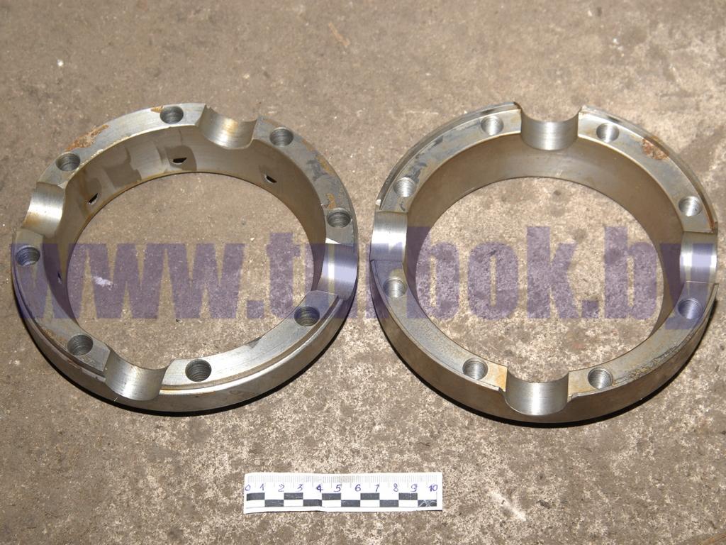 Чашка дифференциала (6430-2506019+6430-2506018) МОД комплект