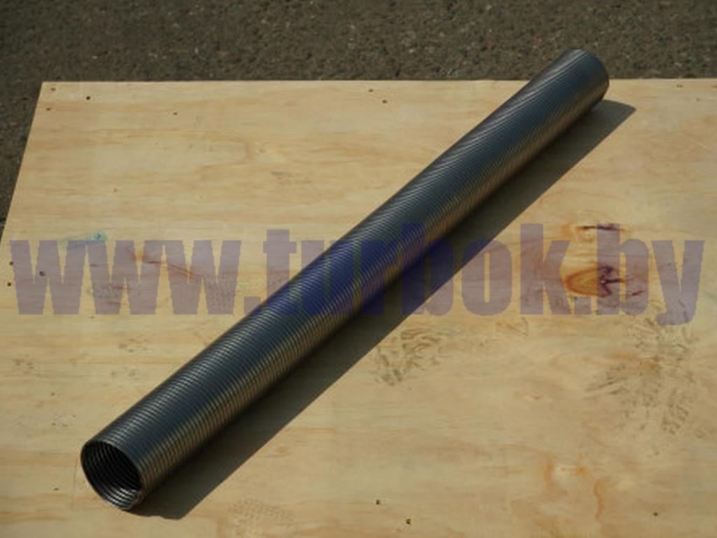 Металлорукав вальц D -80мм за 1 пог.метр