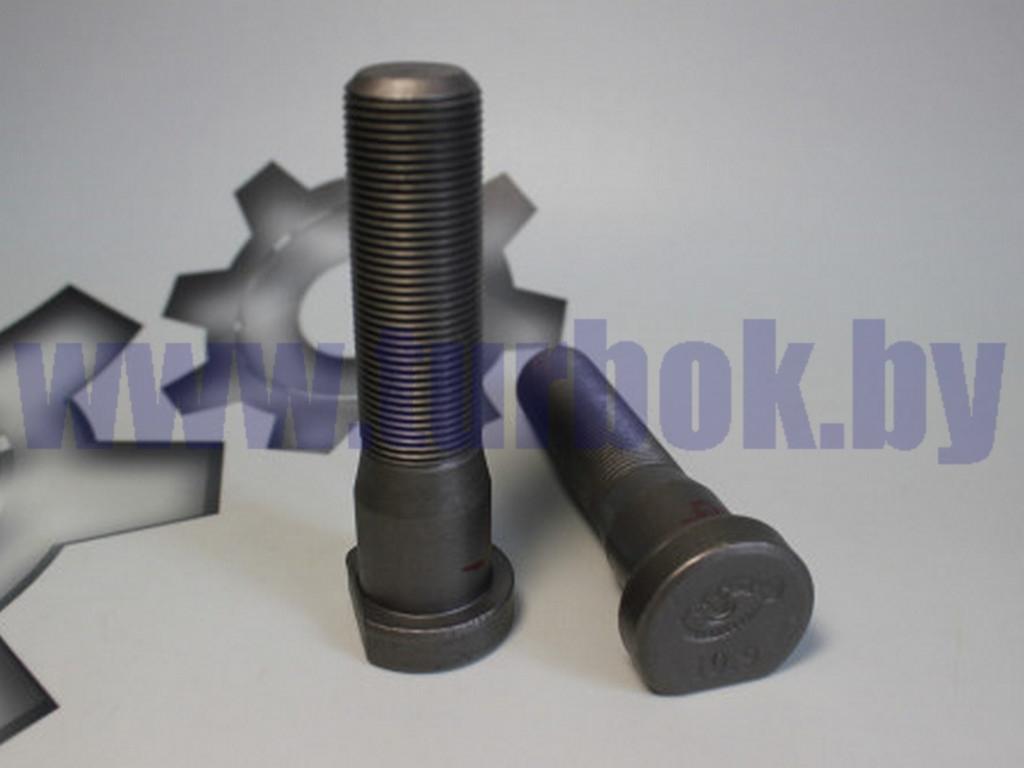 Болт М22*1,5 L=95 ступицы задний КАМАЗ-65115 тефлон