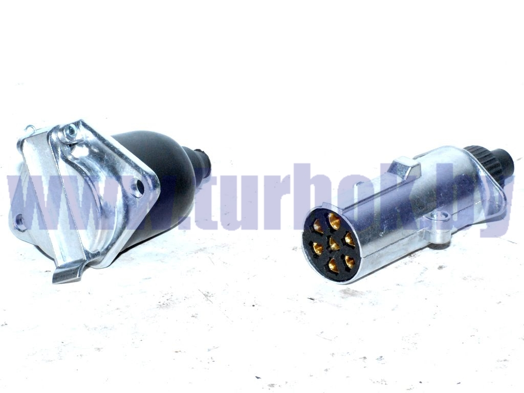 Вилка+розетка ПС-325 комплект