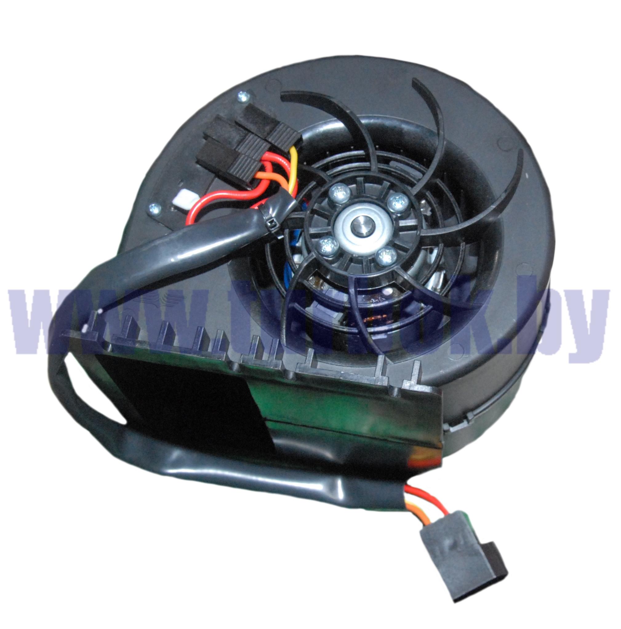 Блок вентиляторный отопителя (на 1 улитку) МАЗ автобус/ИЖКС.632546.006-00.01