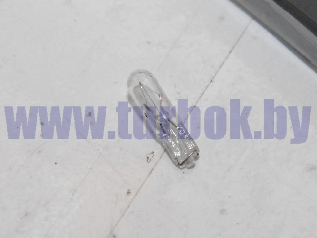 Лампочка 12В (без цоколя) W2x4,6d/4800/61212