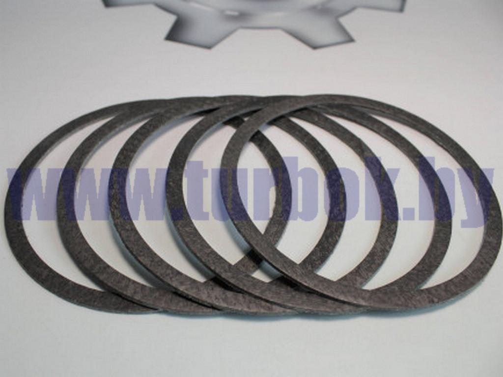 Прокладка глушителя (кольцо 125 мм)