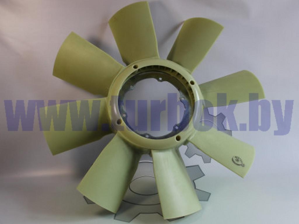 Крыльчатка вентилятора под визкомуфту ЯМЗ-651 (D=720)