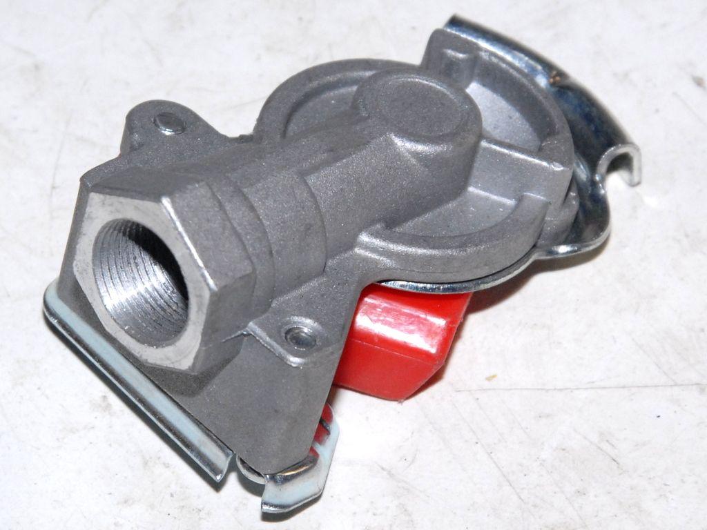 Головка соединительная комплект 2 шт. М22 красная