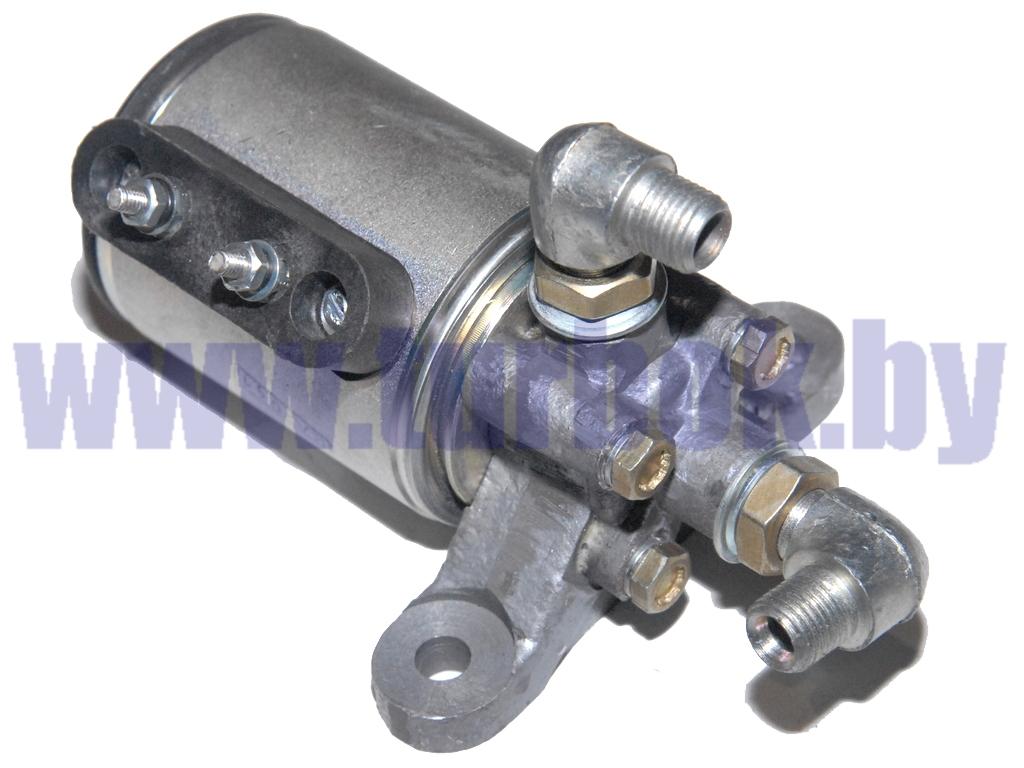 Клапан привода останова двигателя (2 угольника 402737)