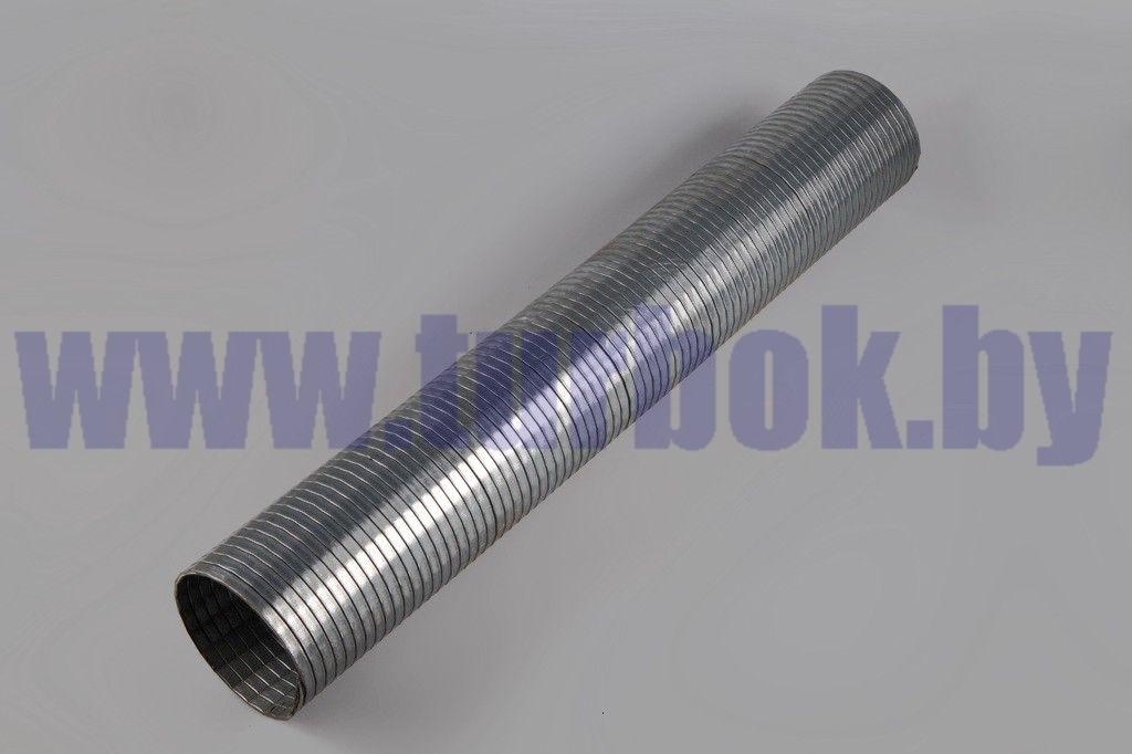 Металлорукав (D=080,L=540) чёрный металл без фланцев 000.4859.31.000-80-530-С/S-3580-04