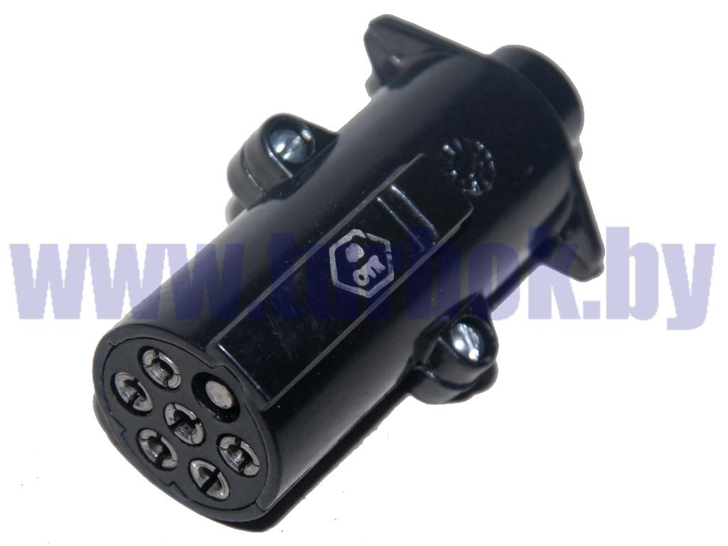 Вилка штепсельная ПС-326 лакокрасочное покрытие