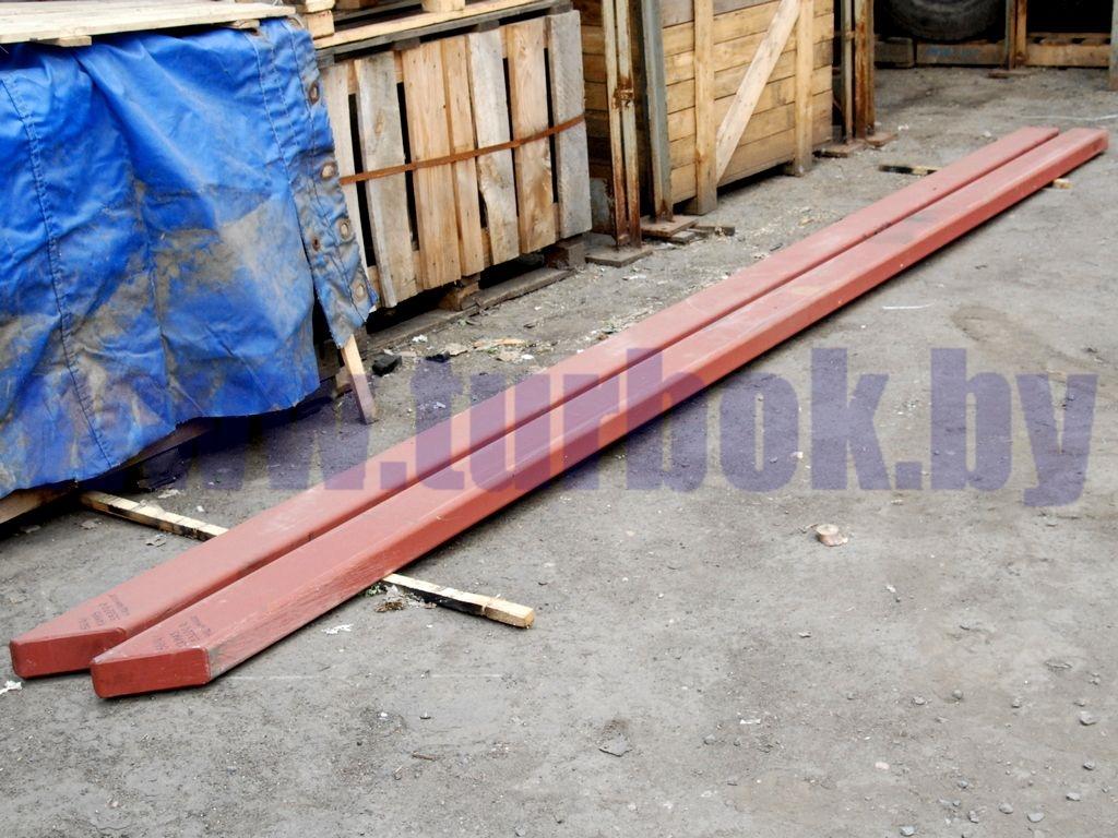 Надрамник бетоносмеситель 69361N, L=5 м