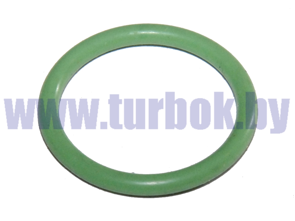 Кольцо 040*048*46*2*2 уплотнительное радиатора отработавших газов силикон