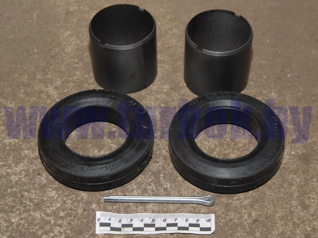 Рем.комплект устройства буксирного 631019-2707210-000(2 рез. буфера+2втулки+шплинт 8х80)