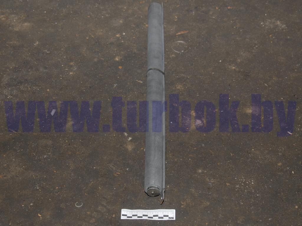 Барабан шторки радиатора с полотном 013090