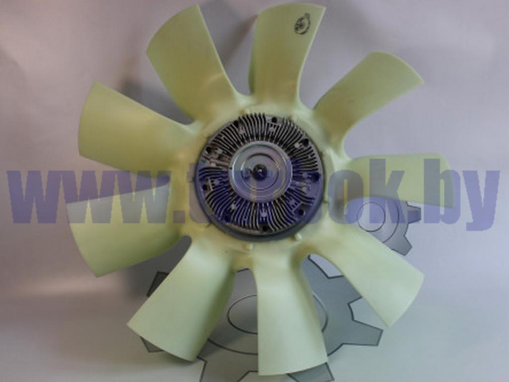 Муфта вязкостная, ЯМЗ-536, D=650 СПЕЦМАШ