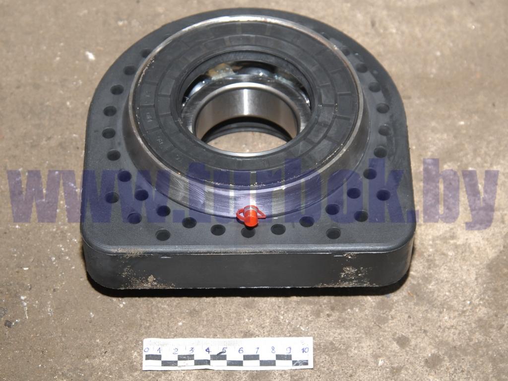 Промопора подвесного подшипника вала карданного 63031 в сборе нового образца (подушка=20см)