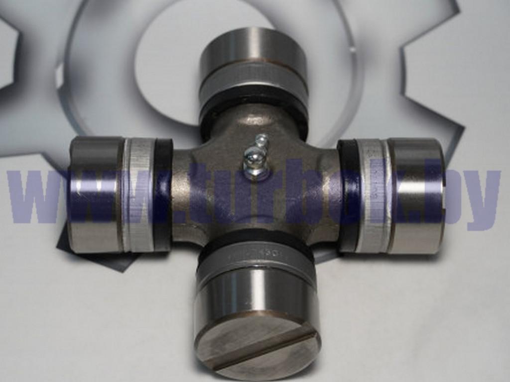 Крестовина кардана в сборе (D=50,155х155) с пазом