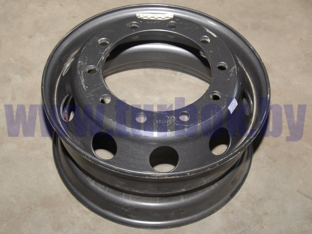 Диск колеса 9,0-22,5 (под шпильки)