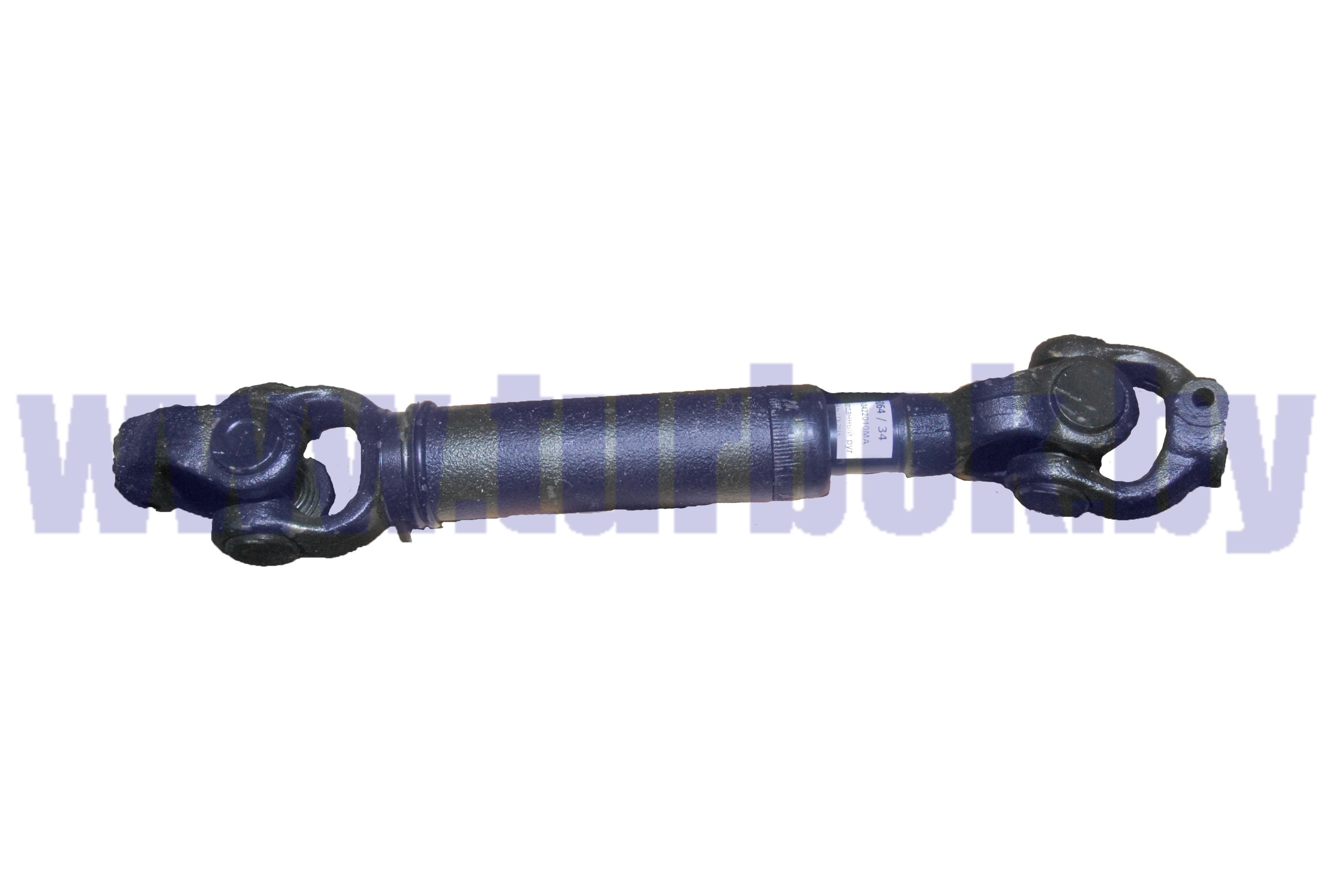 Вал карданный рулевой КАМАЗ-65115