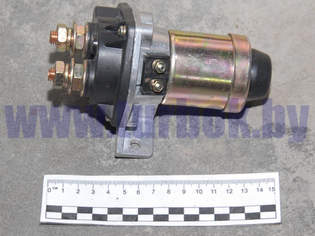 Выключатель массы дистанционный (управление под 2 гайки), 12В