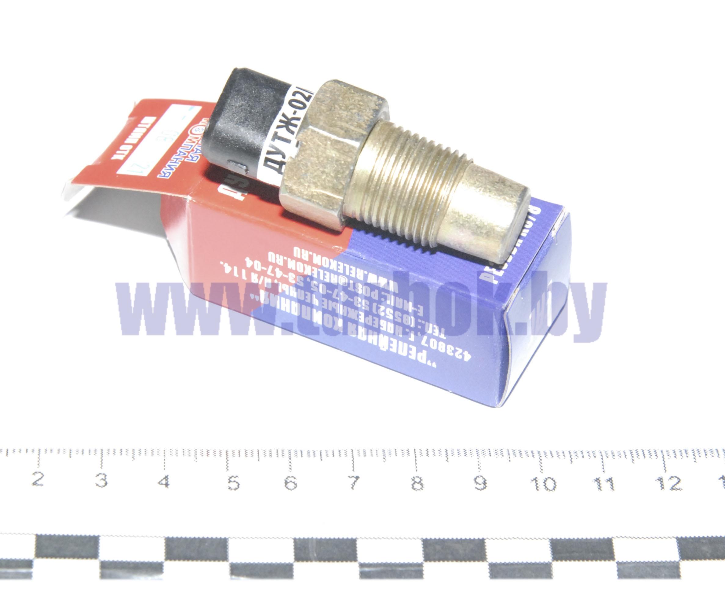 Датчик указателя температуры жидкости МАЗ/ АДЮИ.405213.001-02