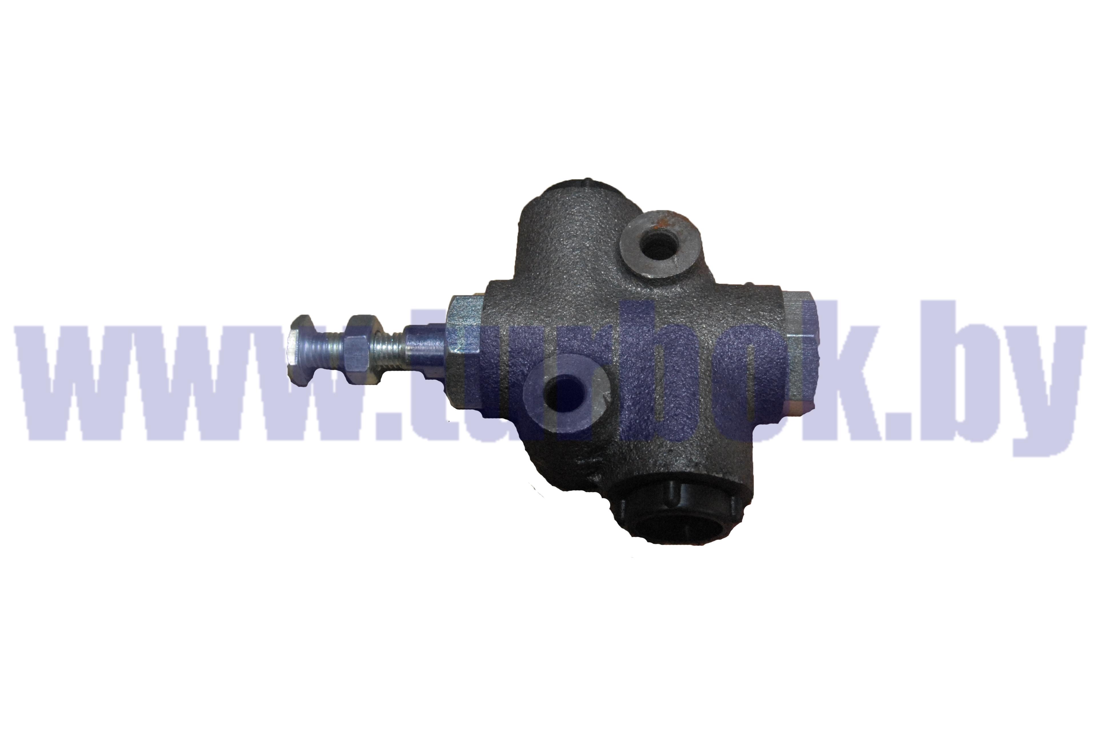 Клапан ограничительный механизма опрокидывания платформы КАМАЗ-65115