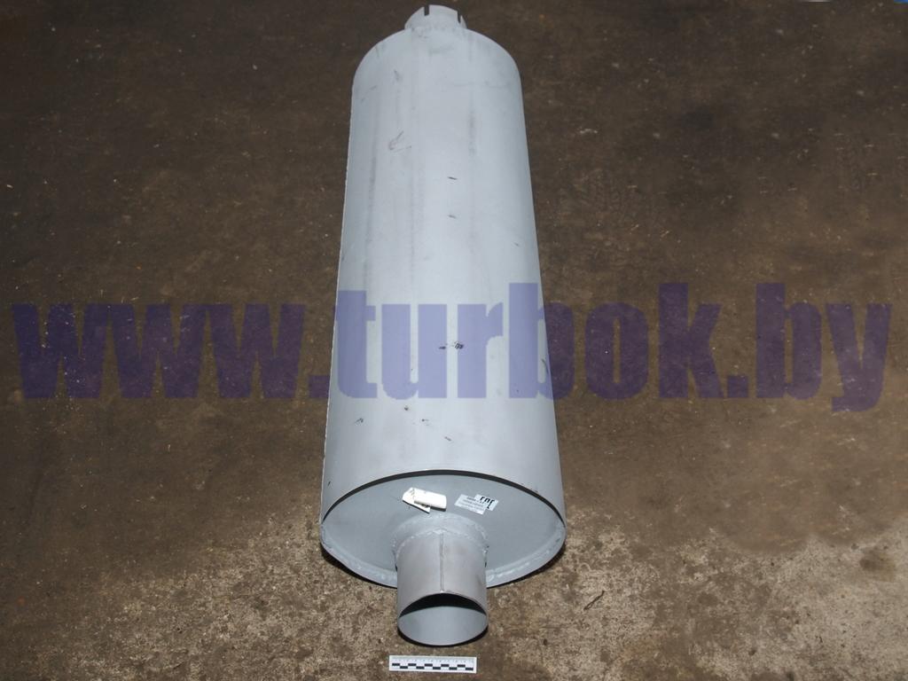 Глушитель 630300 соединение под металлорукав D=110
