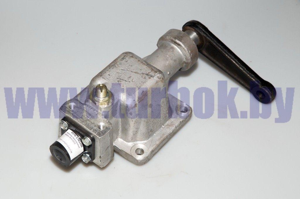 Механизм переключения передач МАЗ-4370